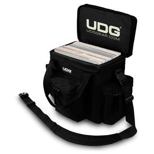 UDG Vinyl Record Bag - Open