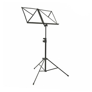 Music Stand by Gear4music, Black