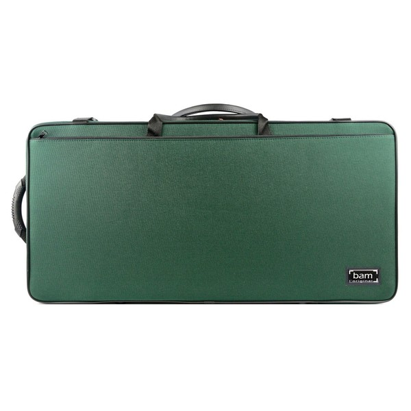 BAM 2006 Classic Violin and Viola Case, Forest Green