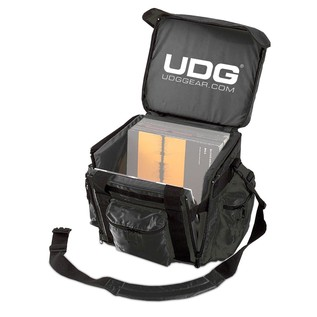 UDG Ultimate Vinyl SoftBag LP 90 - Open (Vinyl Not Included)