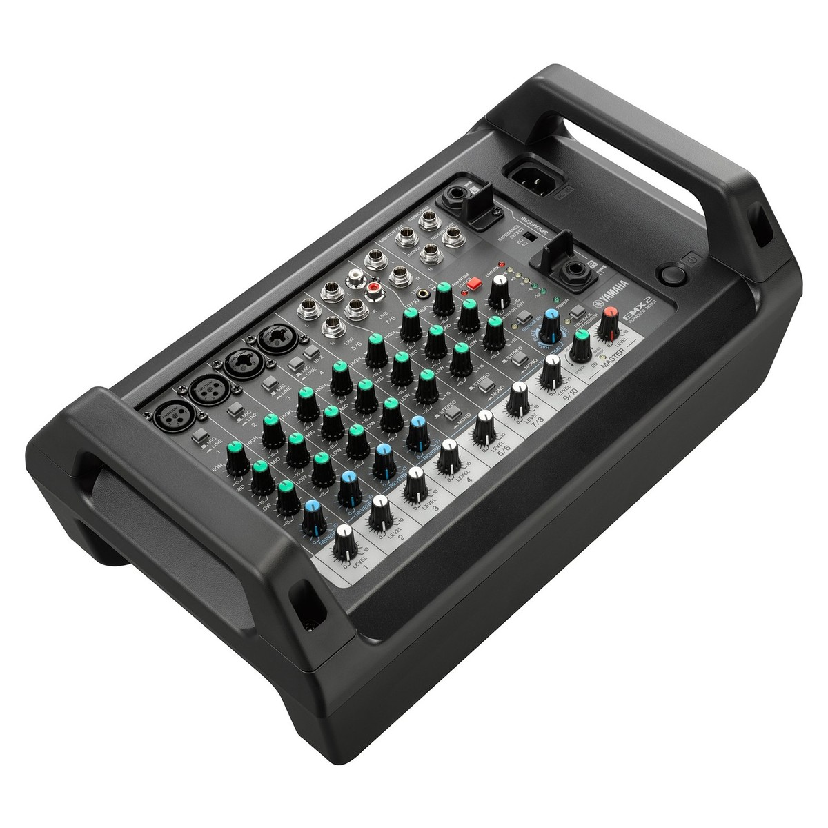 Yamaha Emxsc Powered Mixer