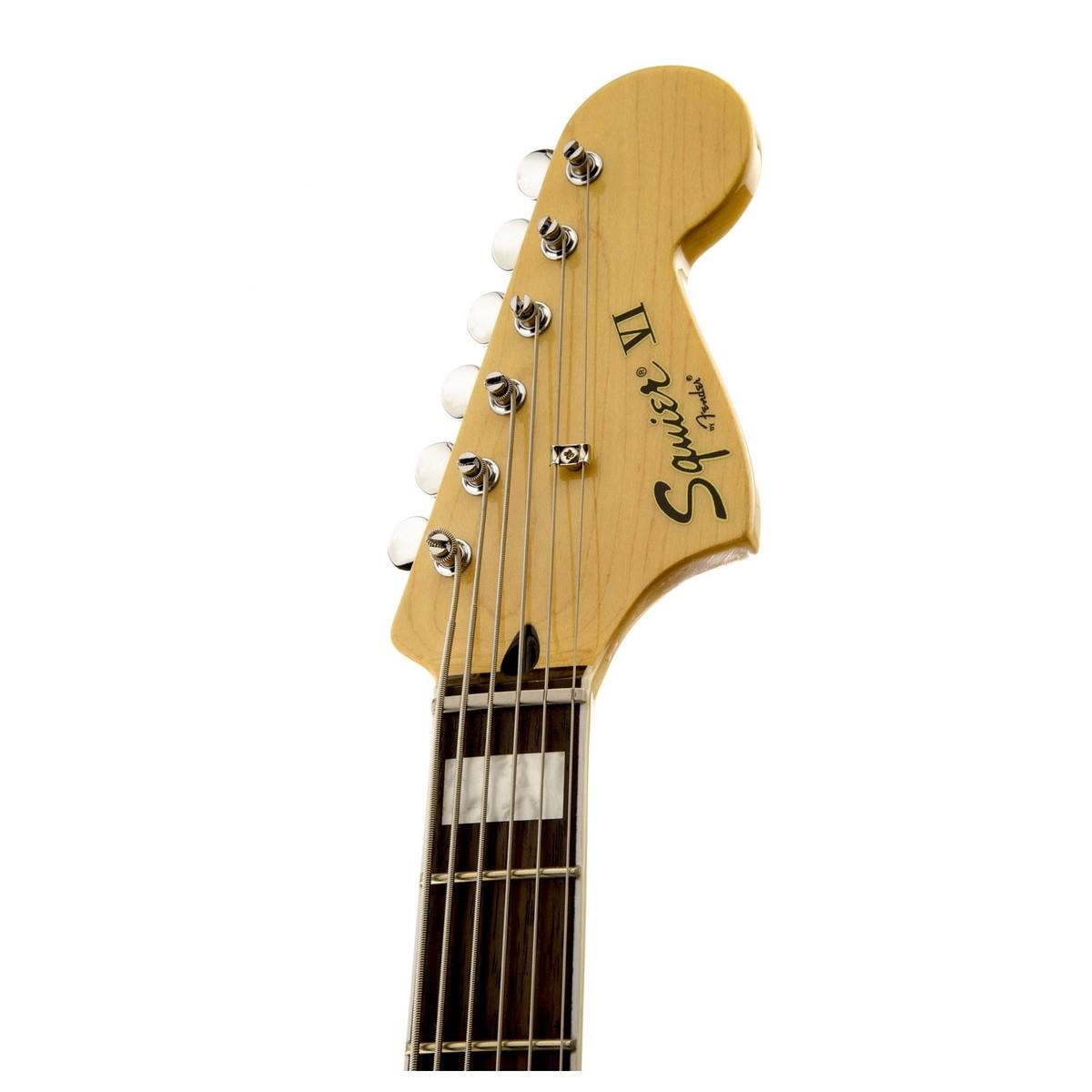 squier by fender vintage modified bass vi 3 tone sunburst at. Black Bedroom Furniture Sets. Home Design Ideas