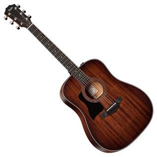 Taylor 320e Dreadnought Left Handed Electro Acoustic Guitar (2017)