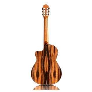 Cordoba Espana 55FCE Negra Macassar Electro Classical Guitar