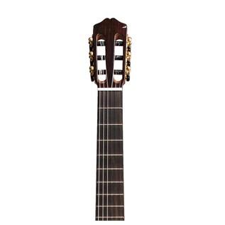 Cordoba Espana 55FCE Negra Macassar Electro Classical Guitar Headstock
