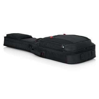 Gator ProGo Ultimate Gig Bag for Electric Guitars laid down