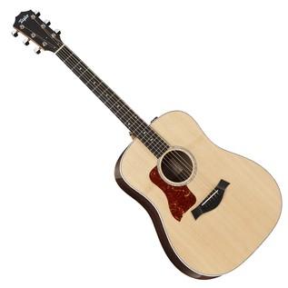 Taylor 210e Deluxe Dreadnought LH Electro Acoustic Guitar (2017)