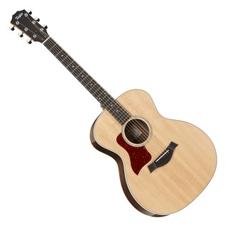 Taylor 214 Deluxe Grand Auditorium Acoustic Guitar, Natural (2017)