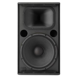 Yamaha DSR112 Speaker Grille Removed