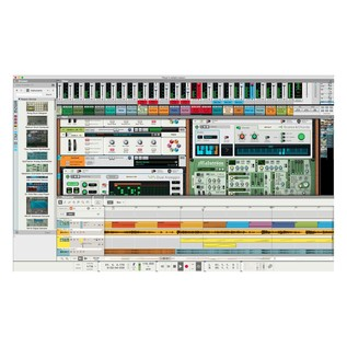 Propellerhead Upgrade to Reason 9 Multi License - Screenshot