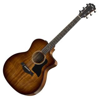 Taylor 224ce DLX K Grand Auditorium Electro Acoustic Guitar (2017)