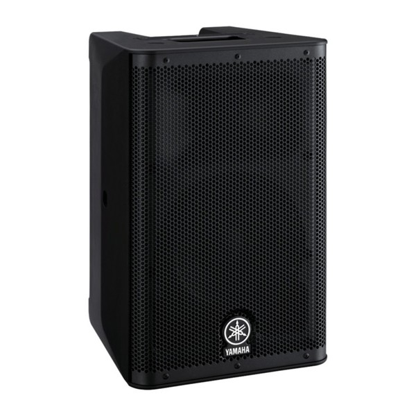 Yamaha DXR8 8 Inch 2-way Active Loudspeaker angle