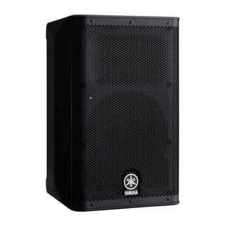 Yamaha DXR10 Active PA Speaker angle