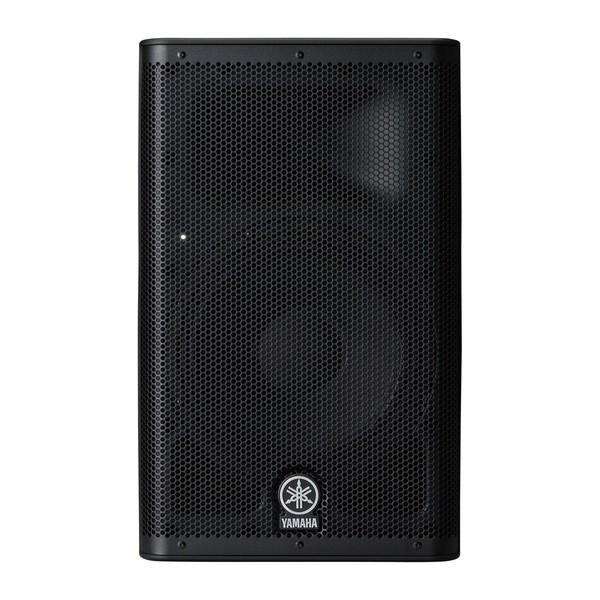Yamaha DXR10 Active PA Speaker front