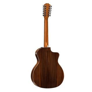 Taylor 254ce DLX Grand Auditorium Electro Acoustic Guitar (2017) Back