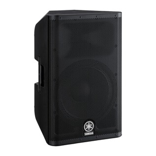 Yamaha DXR15 Active Loudspeakers angle