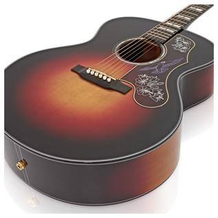 Martin CEO-8 Grand Jumbo Electro Acoustic Guitar, Cherry Burst