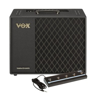 Vox VT100X Guitar Combo With VFS5 Foot Controller