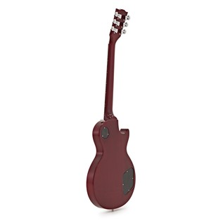 Gibson Les Paul Studio T Left Handed Electric Guitar, Wine Red (2017)