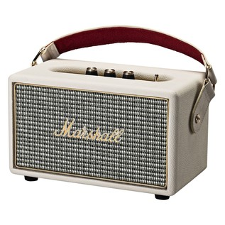 Marshall Kilburn Portable Bluetooth Speaker, White