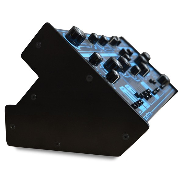 Dreadbox Abyss Poly Synthesizer - Side