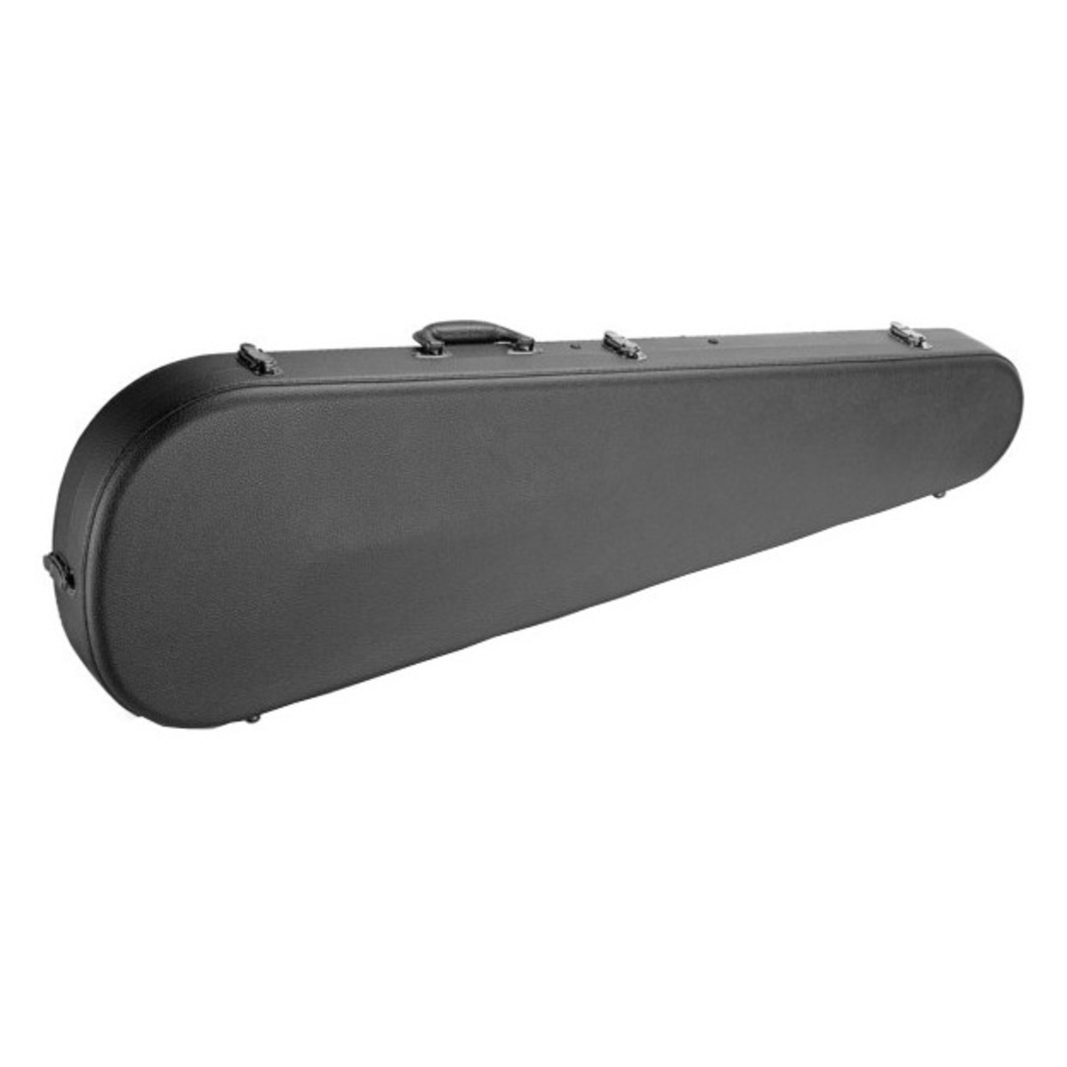 disc stagg bass guitar hard case polyurethane at gear4music. Black Bedroom Furniture Sets. Home Design Ideas