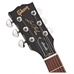 Gibson Les Paul Studio T Left Handed Electric Guitar, Ebony (2017)