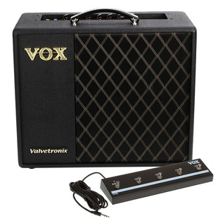 Vox VT40X Guitar Combo With VFS5 Foot Controller