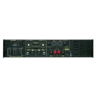 Yamaha P5000S power amplifier rear