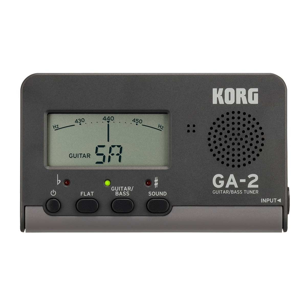 Click to view product details and reviews for Korg Ga 2 Guitar Bass Tuner.
