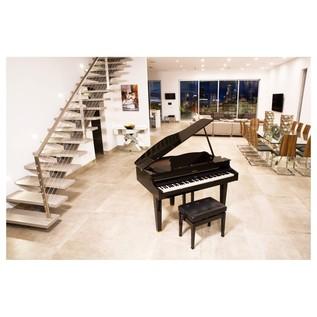 roland GP607 grand piano ideal for home