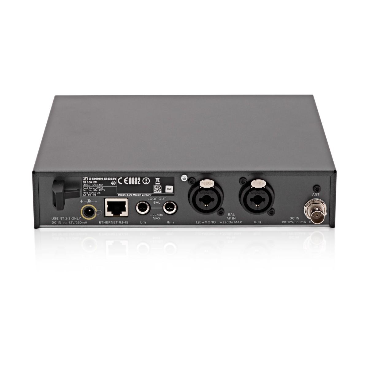 Sennheiser Ew 300 Iem : sennheiser ew 300 iem g3 e wireless in ear monitor system at gear4music ~ Hamham.info Haus und Dekorationen