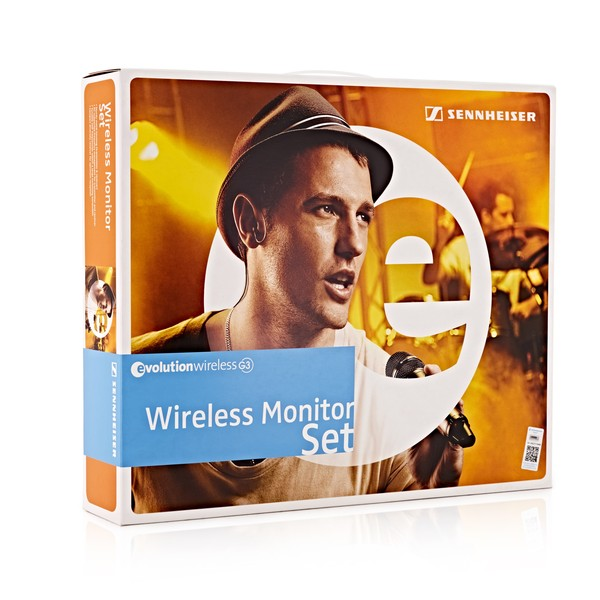 Sennheiser EW 300 IEM G3 GB Wireless In Ear Monitor System