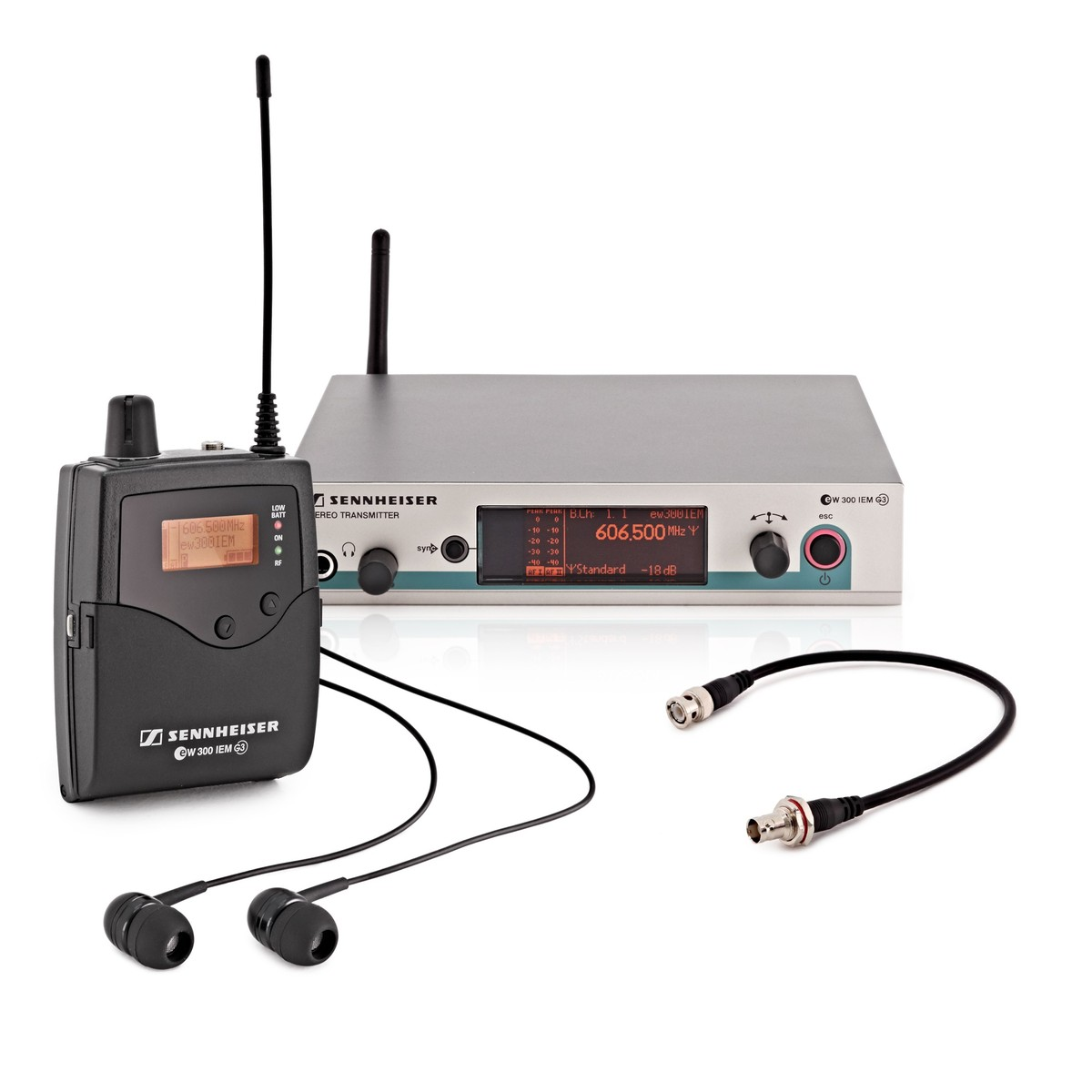 sennheiser ew 300 iem g3 e wireless in ear monitor system at gear4music. Black Bedroom Furniture Sets. Home Design Ideas