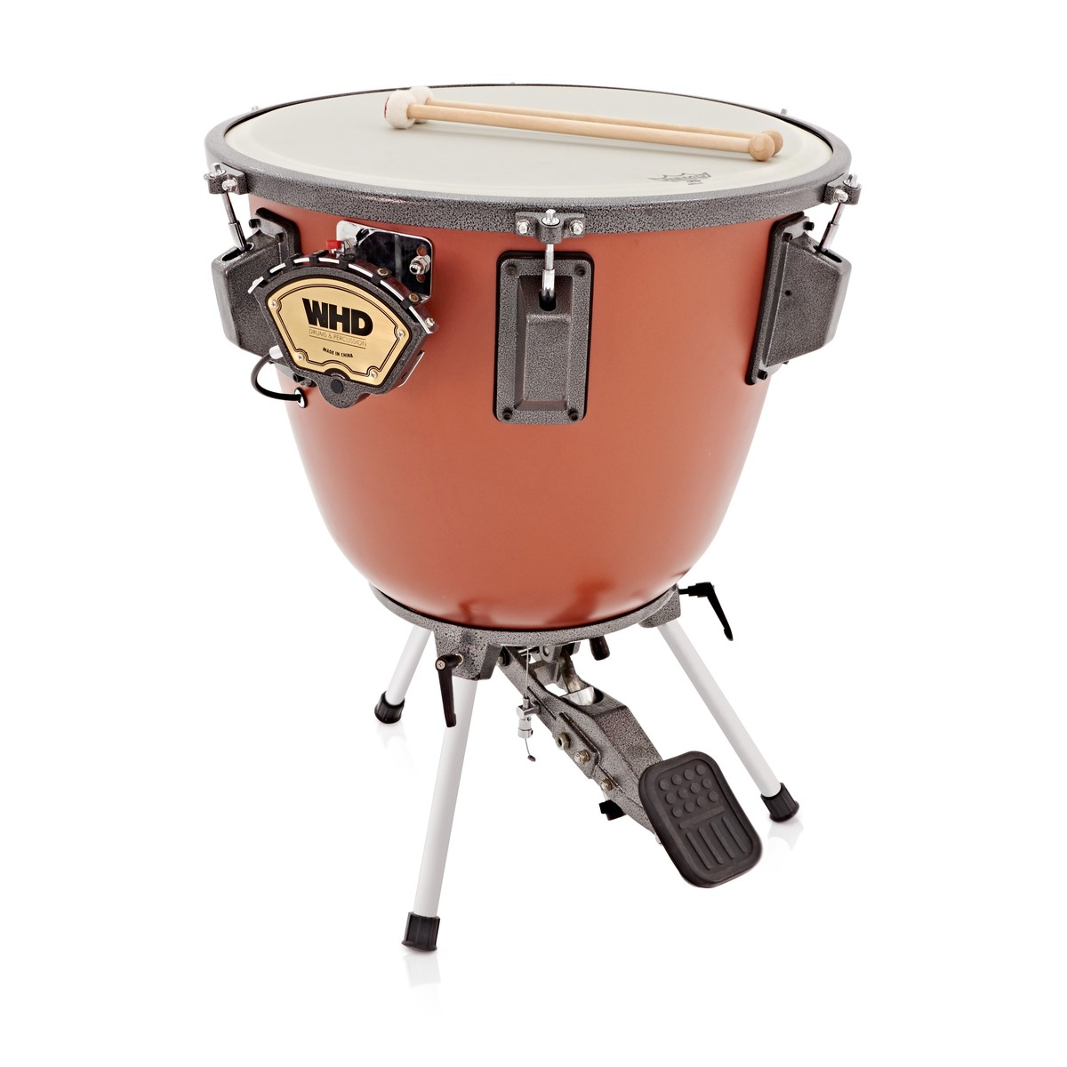 whd 23 inch professional orchestral timpani b stock at gear4music