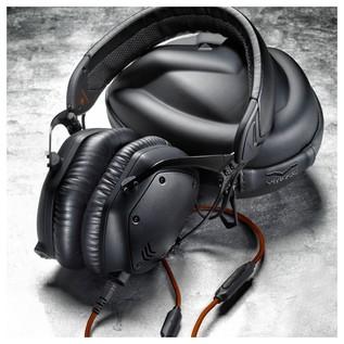 V-Moda M-100 Crossfade Audiophile Headphones - Lifestyle