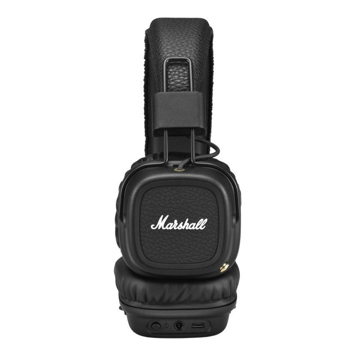 marshall major ii bluetooth casque noir. Black Bedroom Furniture Sets. Home Design Ideas