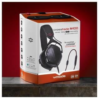V-Moda M-100 Crossfade Mixing Headphones - Boxed