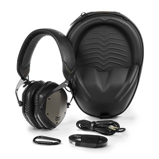 V-Moda Crossfade Wireless Bluetooth Monitoring Headphones - Full Contents
