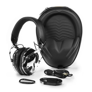 V-Moda Crossfade Wireless Monitoring Bluetooth Monitoring Headphones - Full Contents
