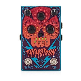 Stone Deaf FX Tremotron Analog Tremolo Guitar Pedal