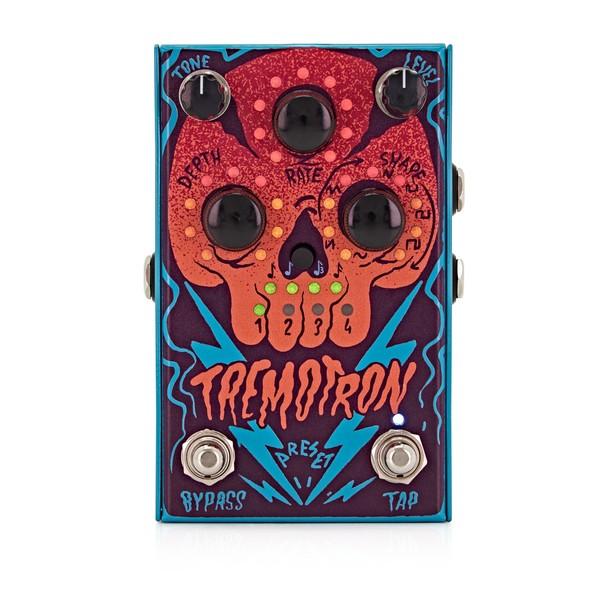 Stone Deaf FX Tremotron Analog Tremolo Guitar Pedal