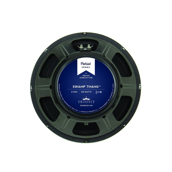 """Eminence Swamp Thang, 12"""", 150W, 8 Ohms rear"""