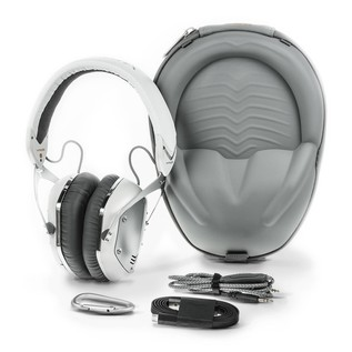 V-Moda Crossfade Wireless Bluetooth Monitoring Headphones - Full Contents
