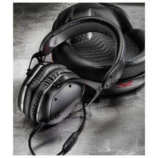V-Moda Crossfade LP2 Reference Headphones - Lifestyle 2