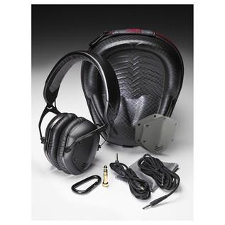 V-Moda Crossfade LP2 Headphones - Full Contents