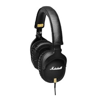 Marshall Over Ear Monitoring Headphones, Black