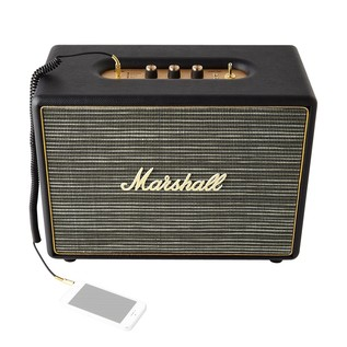 Marshall Woburn Bluetooth Speaker System, Black
