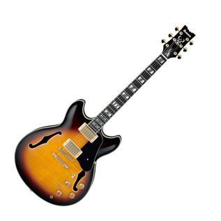 Ibanez John Schofield Signature JSM10 Electric Guitar, Sunburst