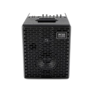 Acus One ForStrings 6T Amp, Black Front
